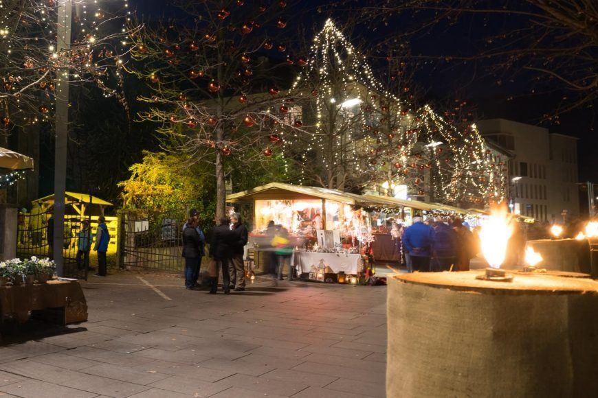 Weihnachtsmarkt Länger Als 24 12.Der Meraner Christkindlmarkt Visitmeran