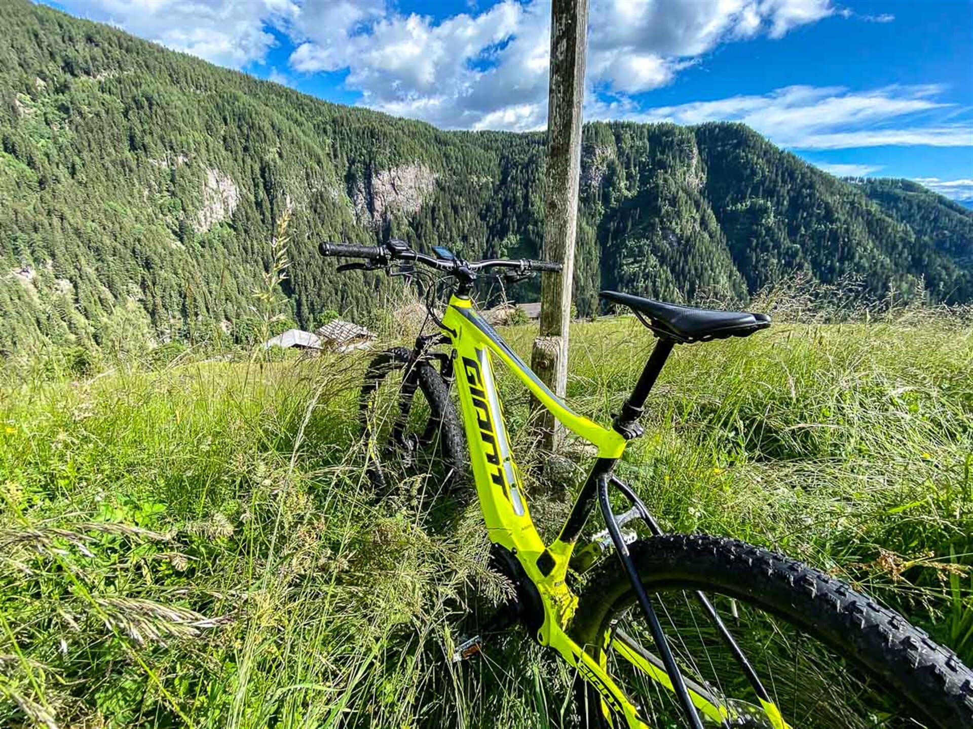 E- Bike Verleih in Meran